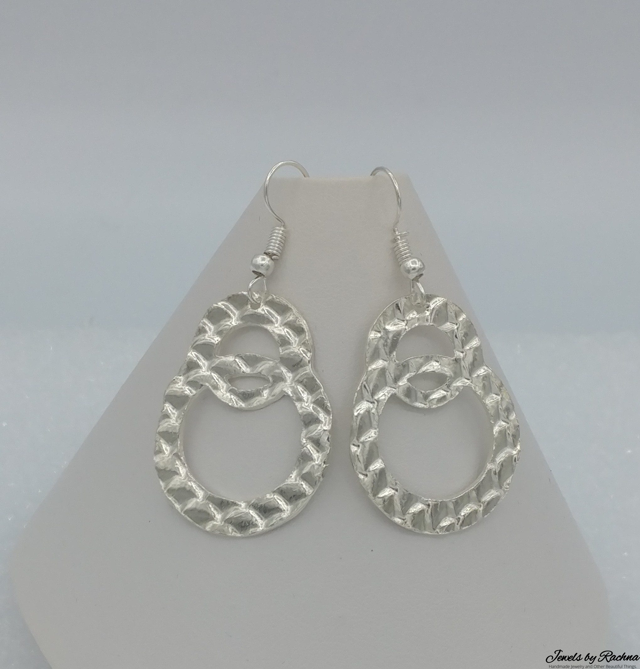 diamonds infinity en shop earring jewelry mj steven fine tension christensen earrings kretchmer